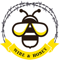 Wire and Honey logo