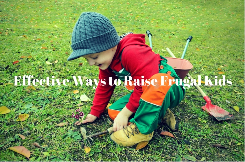 Effective Ways to Raise Frugal Kids with Elise Morgan