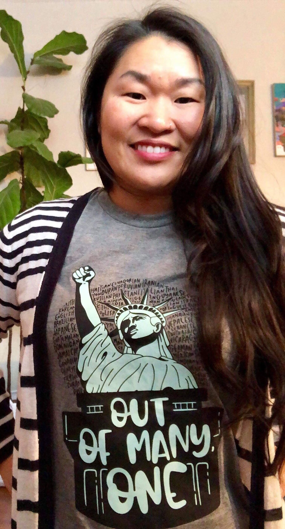 Out of Many, One: A Transracial Adoptee's Immigration Story