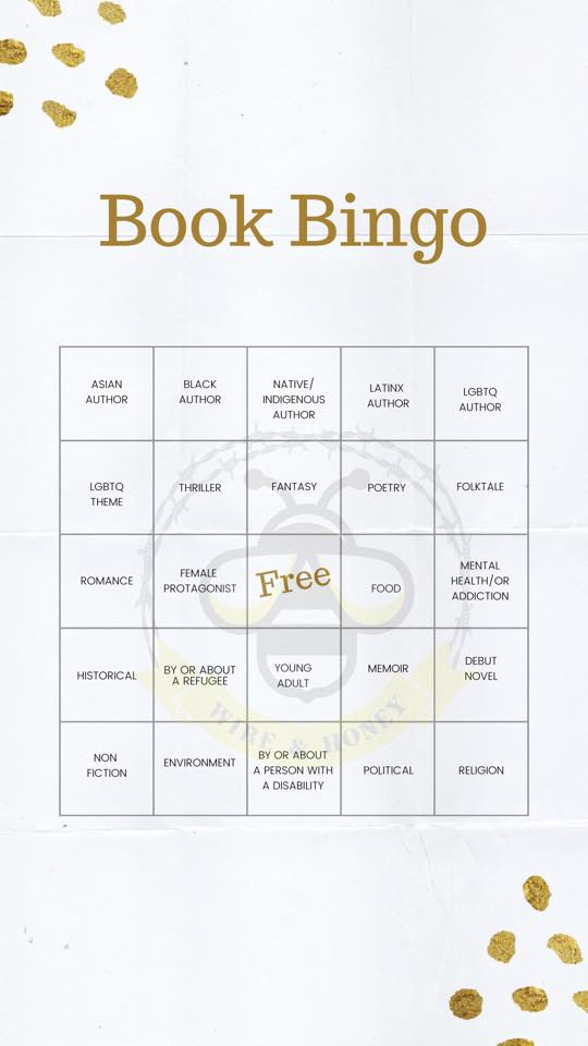 2020 Reading Challenge: Who is Joining Me?