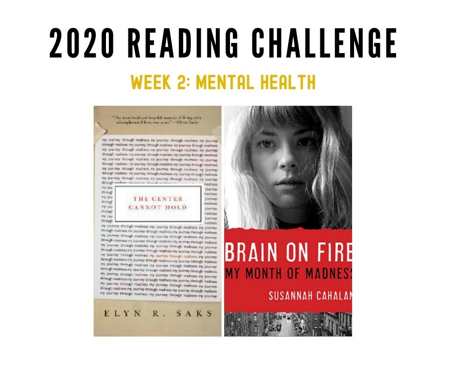 2020 Reading Challenge: Mental Health