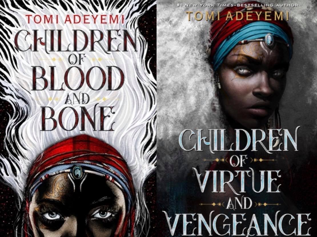 2020 Reading Challenge: Legacy of Orisha Series