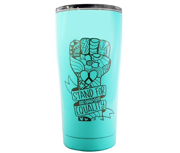 Equality Fist Tumbler