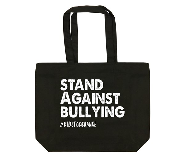 Stand Against Bullying Tote Bag