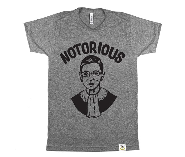 Notorious Unisex (Grey)