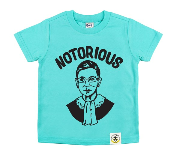 Notorious RBG (Caribbean Blue)