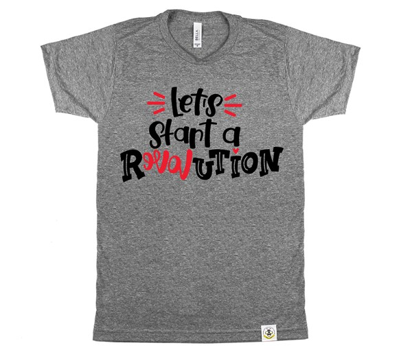 Revolution Adult Unisex (Grey)