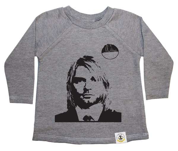 Kurt French Terry Long Sleeve (Grey)