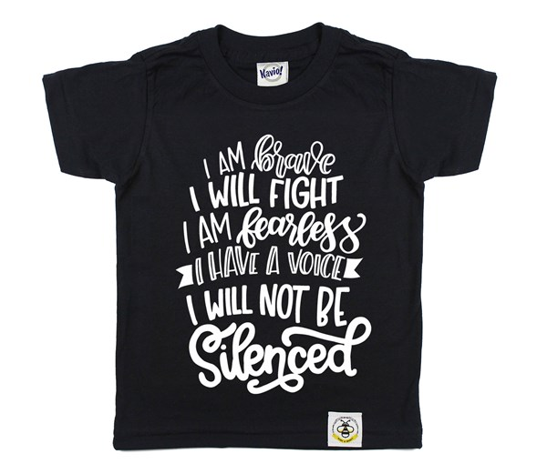 Not Silenced (Black)