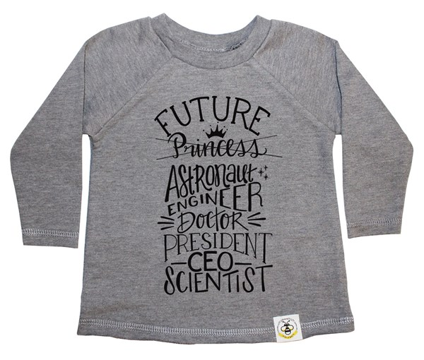 Future French Terry Long Sleeve (Grey)