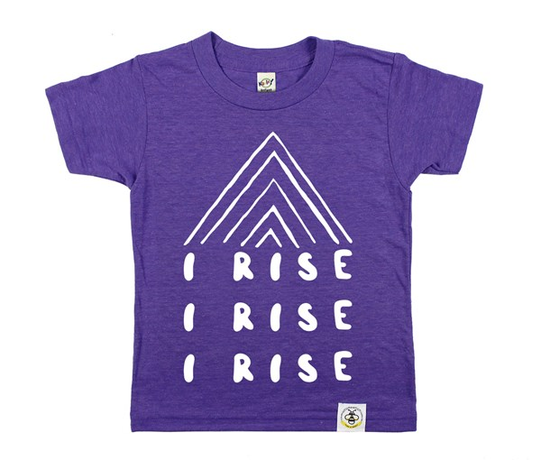 I Rise (Heather Purple)