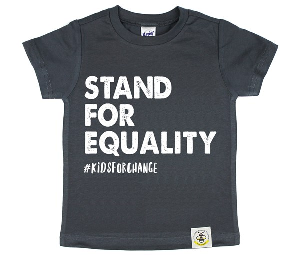 Stand for Equality (Charcoal)