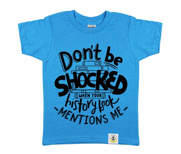 Don't Be Shocked (Kids Crew)