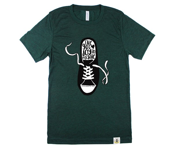 Shoes That Fit Adult Unisex (Green)