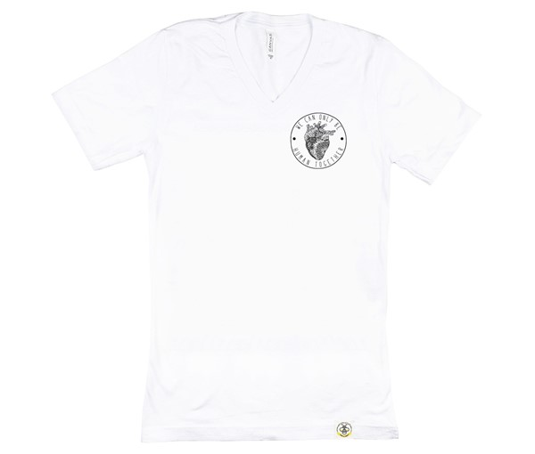 Human Together Adult Unisex (White)