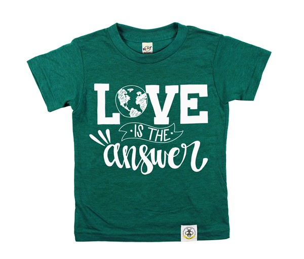 Love is the Answer (Green)
