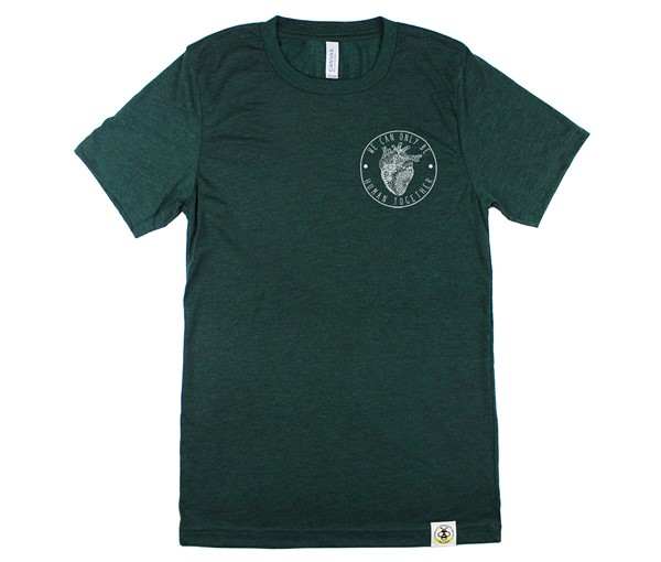 Human Together Adult Unisex (Green)