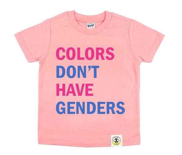 Colors Don't Have Genders (Flamingo)