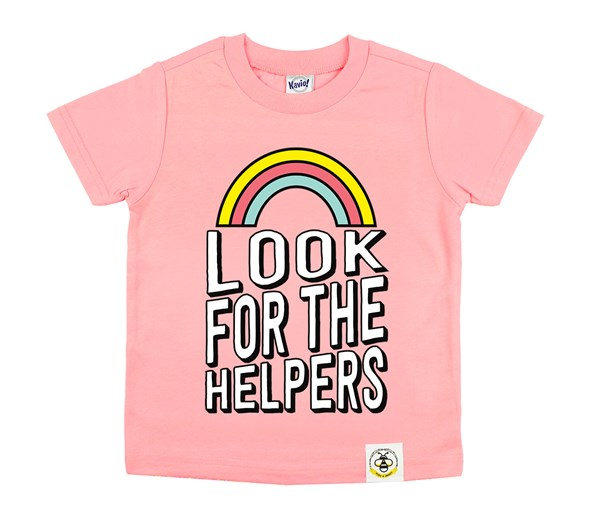Look for the Helpers (Flamingo)