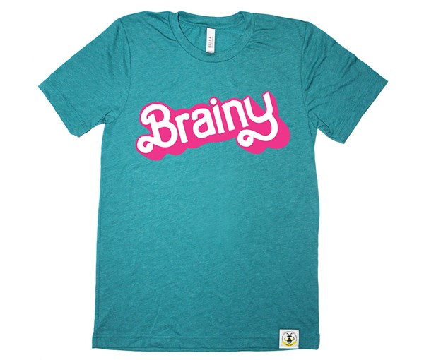Brainy Adult (Teal)
