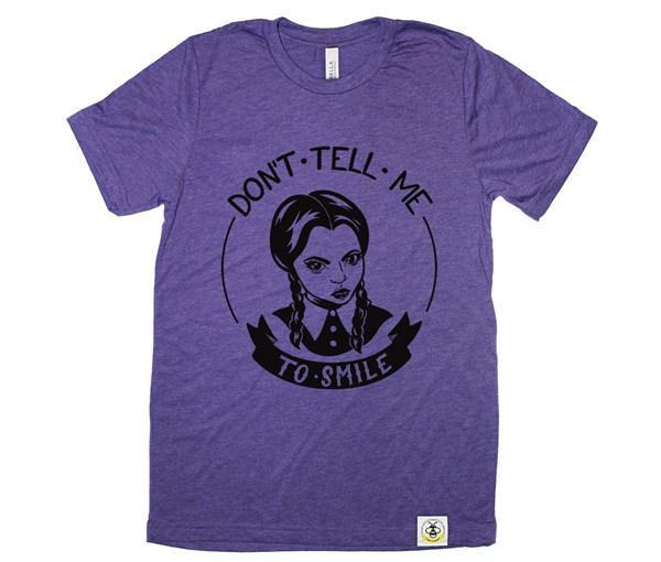Don't Tell Me Unisex (Purple)