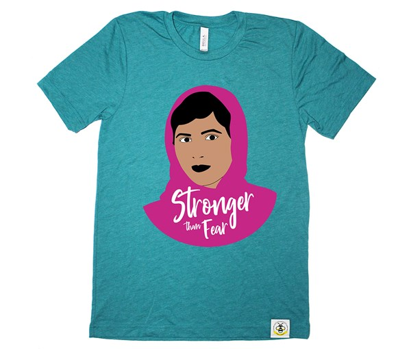 Stronger Than Fear Adult Unisex (Teal)
