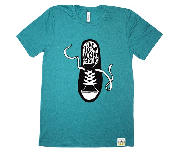 Shoes That Fit Unisex Adult (Teal)