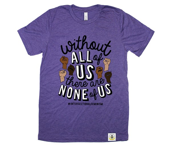 All or None Adult Unisex (Purple)