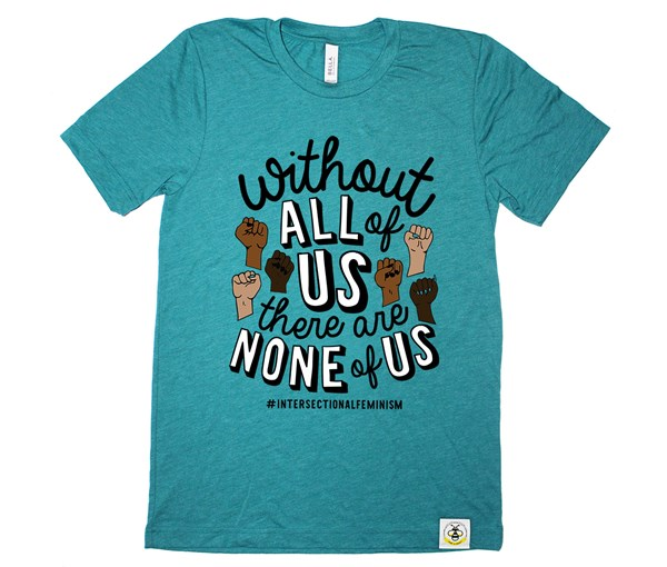 All or None Adult Unisex (Teal)