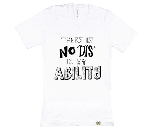 My Ability Unisex Adult (White)