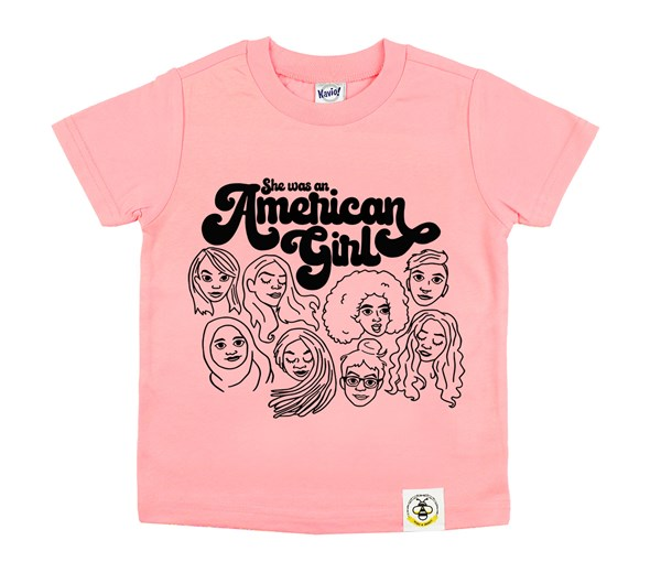 American Girl (Flamingo)