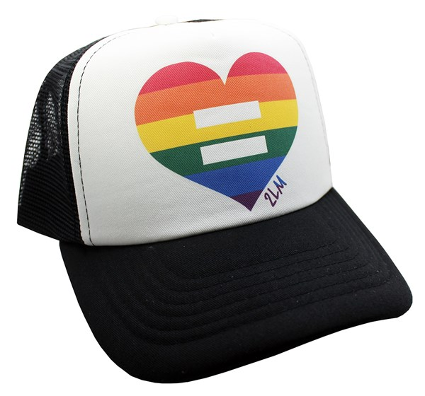 Pride Trucker Hat (Adult)