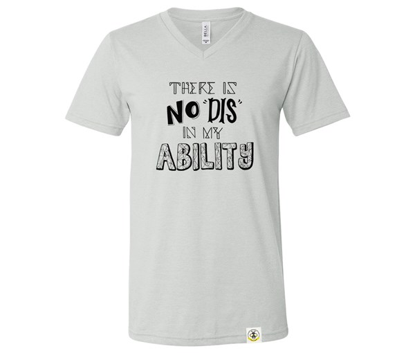 My Ability (Adult V-Neck)
