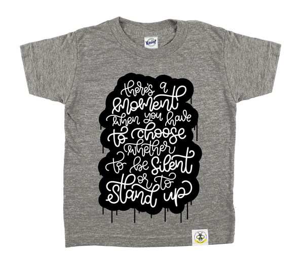 Stand Up (Grey)