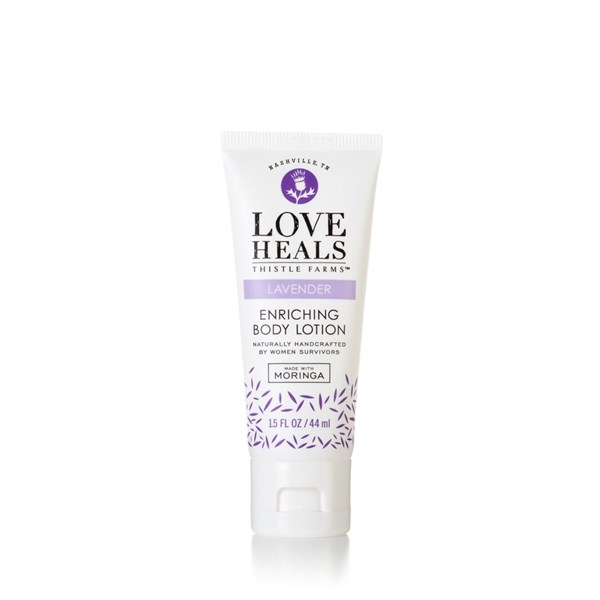 Love Heals Lavender Enriching Body Lotion (Travel Size)