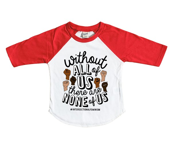All or None (Kids Raglan)