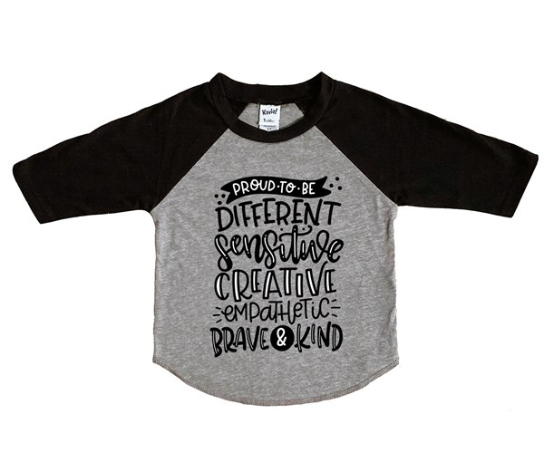Proud to Be (Kids Raglan)