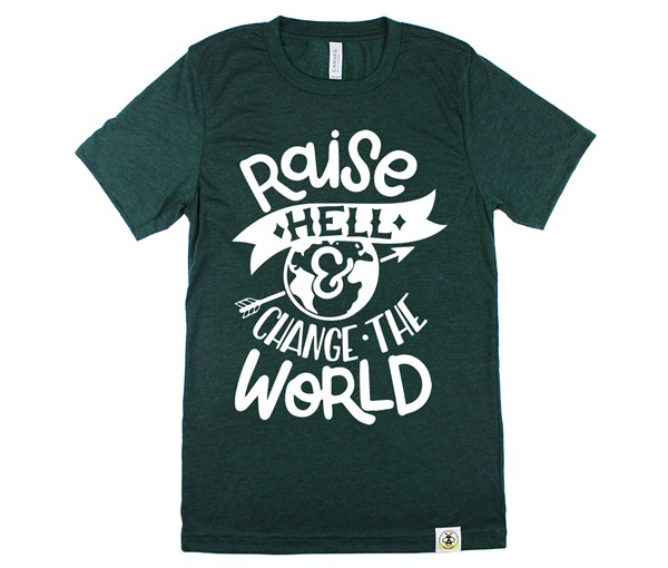 Raise Hell Adult (Green)