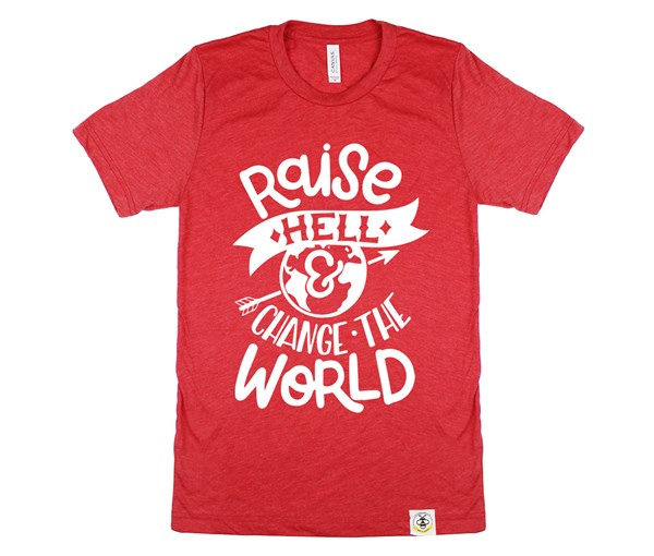 Raise Hell Adult (Red)