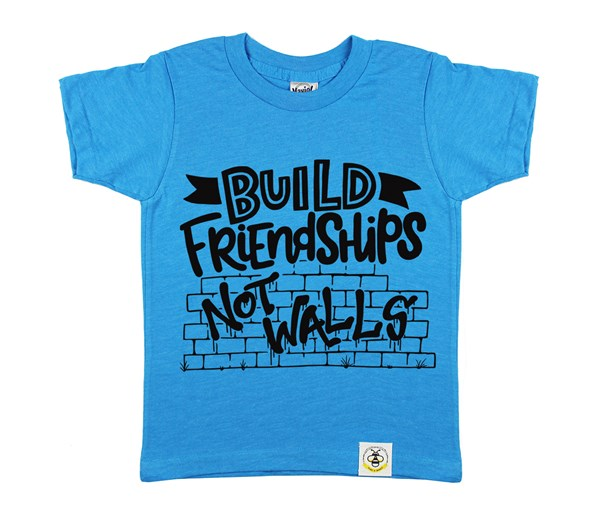 Build Friendships (Island Blue)