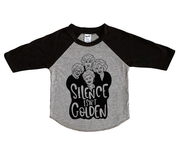 Golden (Kids Raglan)