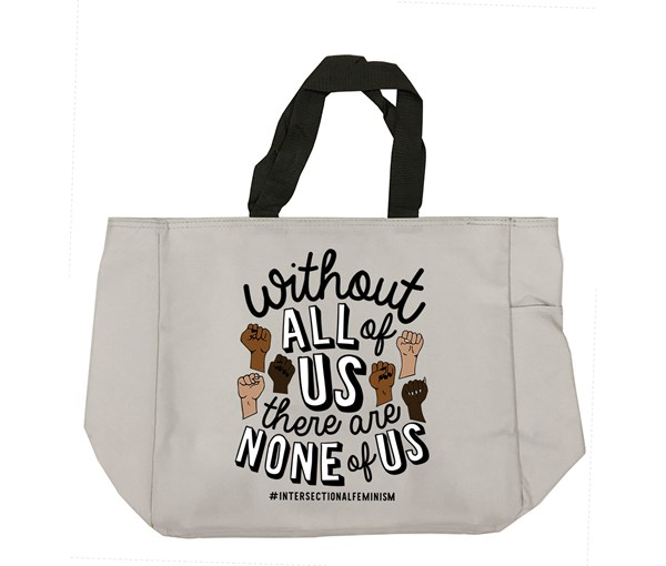 All or None Tote Bag (Grey)