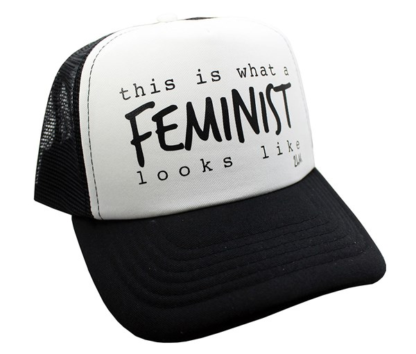 Feminist Trucker Hat (Adult)