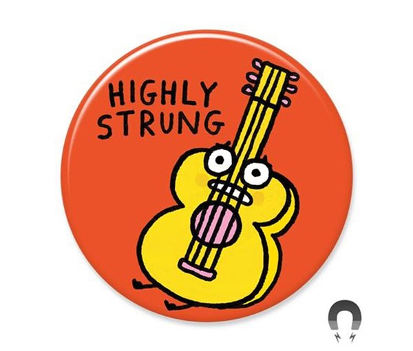 Highly Strung Magnet