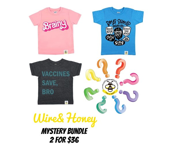 Kids Mystery Bundle (2 Mystery Tees)