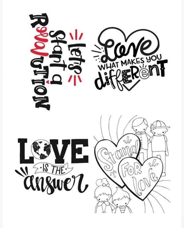 Printable Valentines (Digital Download)