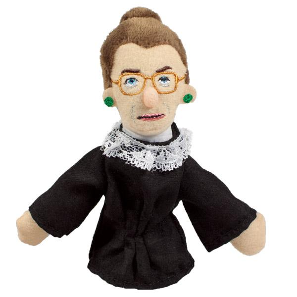 Magnetic Personalities: RBG (Finger Puppet + Magnet)