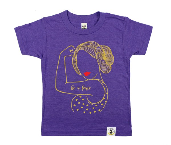 Be A Force (Purple--Limited Edition Gold)