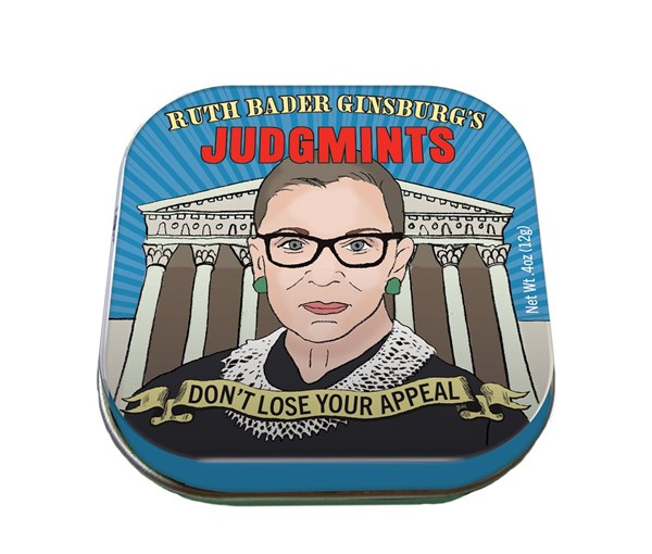 RBG Judgmints (Peppermint)