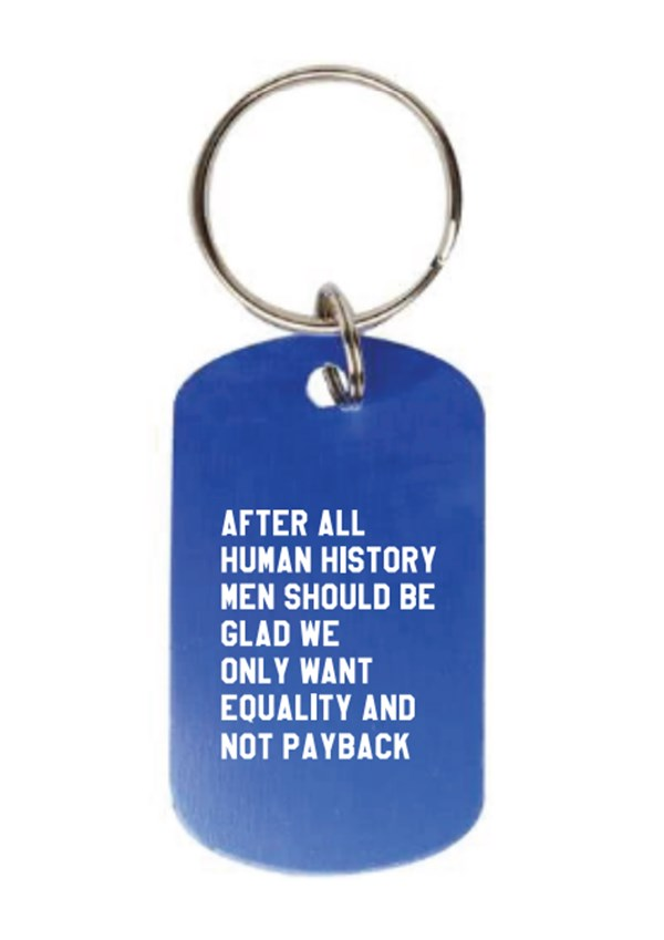 Payback Key Chain